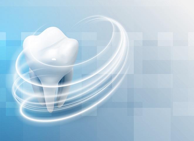 تبييض الأسنان للحصول على ابتشامة هوليود